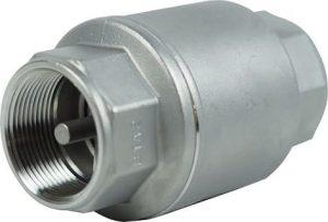 710C, spring loaded check valve