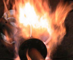 API 607 防火測試